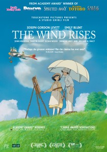 Wind Rises Poster