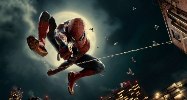 Superheroes, Movies & Superhero Movies – Episode 013 – The Amazing Spider-Man [2012]