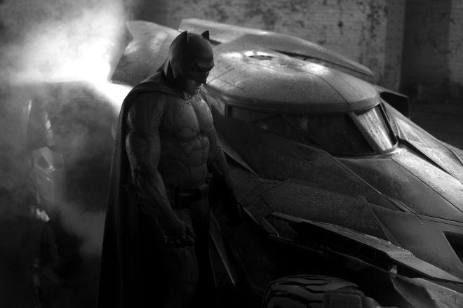 Superman vs Batman Batman Suit Ben Affleck