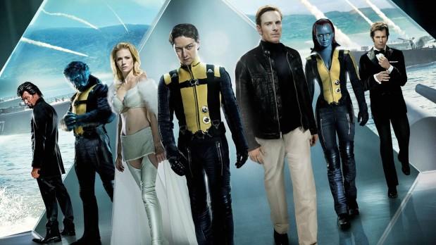 Superheroes, Movies & Superhero Movies – Episode 014 – X-Men: First Class[2011]