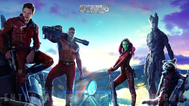 Mini-Review 015 – Guardians of the Galaxy [PG-13]