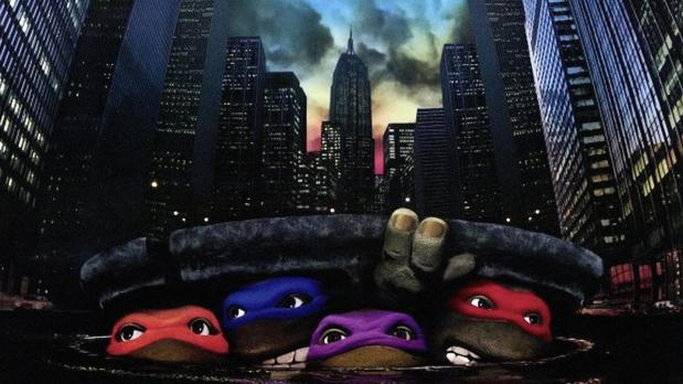 Superheroes, Movies & Superhero Movies – Episode 017 – Teenage Mutant Ninja Turtles [1990]