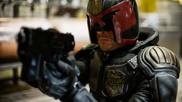 Superheroes, Movies & Superhero Movies – Episode 019 – Dredd [2012]
