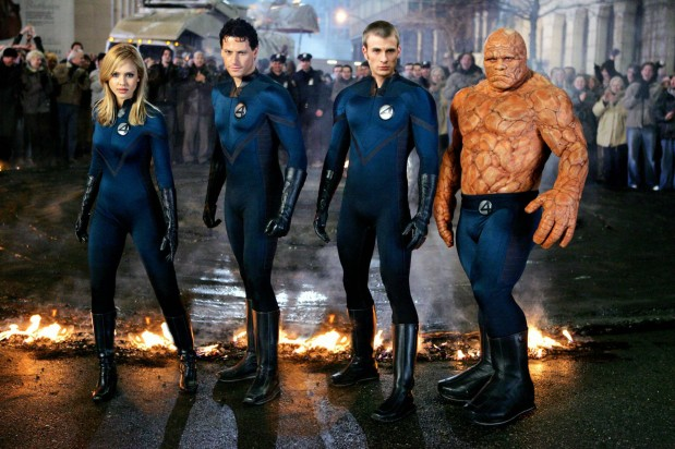 Superheroes, Movies & Superhero Movies – Episode 021 – Fantastic Four [2005]