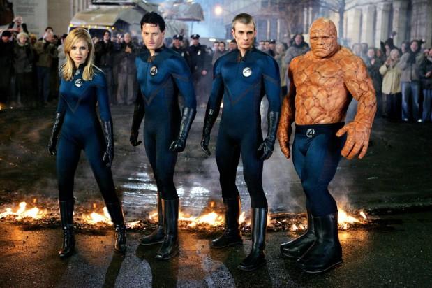 Superheroes, Movies & Superhero Movies – Episode 021 – Fantastic Four[2005]