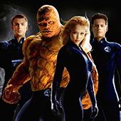 Fantastic Four group Resize
