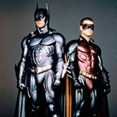 Batman Forever Heroes