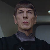 Star Trek TMP Spock
