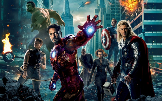 Superheroes, Movies & Superhero Movies – Episode 031 – The Avengers [2012]