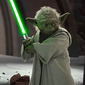 Star Wars Episode 2 Yoda
