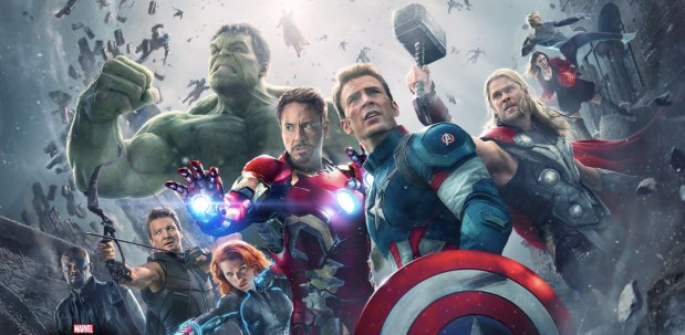 Superheroes, Movies & Superhero Movies – Episode 032 – Avengers: Age of Ultron [2015]