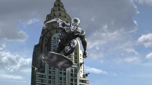 Superheroes, Movies & Superhero Movies – Episode 035 – Fantastic Four: Rise of the Silver Surfer [2007]