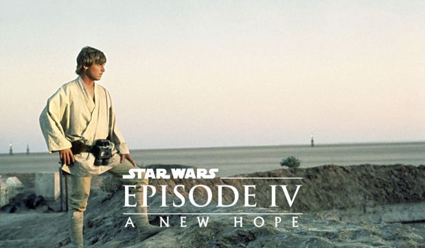 Superheroes, Movies & Superhero Movies – Episode 036 -Star Wars: Episode IV – A New Hope [1977]