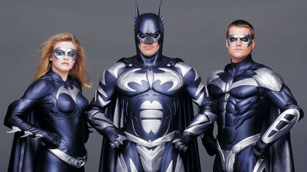 Superheroes, Movies & Superhero Movies – Episode 038 – Batman & Robin [1997]