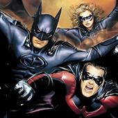 Batman & Robin Heroes test