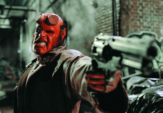 Superheroes, Movies & Superhero Movies – Episode 037 – Hellboy [2004]