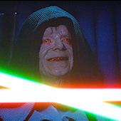 Star Wars Ep 6 Emperor