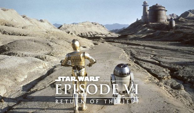 Superheroes, Movies & Superhero Movies – Episode 042 – Star Wars: Episode VI – Return of the Jedi [1983]