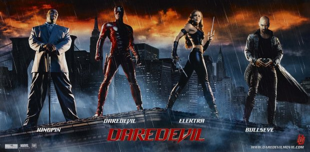 Superheroes, Movies & Superhero Movies – Episode 047 – Daredevil [2003]