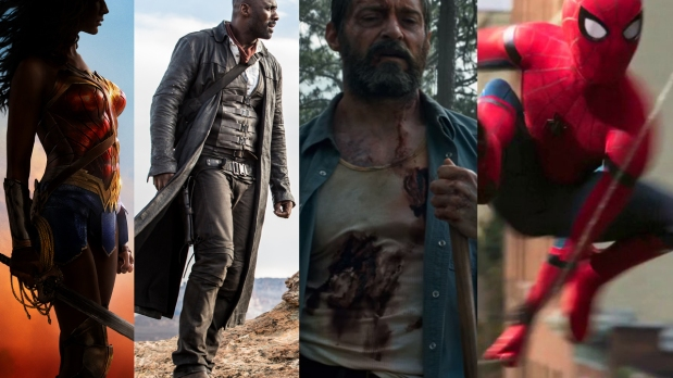 Justin's Top 10 Most Anticipated Movies of2017