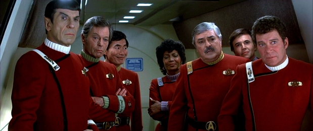 Superheroes, Movies & Superhero Movies – Episode 062 – Star Trek II: The Wrath of Khan [1982]