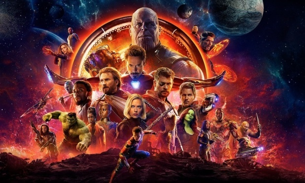 Review: Avengers: Infinity War (and my thoughts on the IMAX presentation)