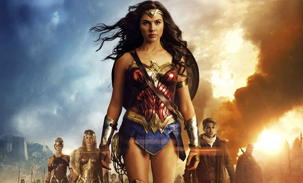 Superheroes, Movies, & Superhero Movies – Episode 070 – Wonder Woman [2017]