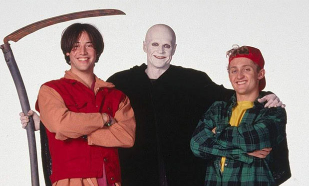 Superheroes, Movies & Superhero Movies – Episode 071 – Bill & Ted's Bogus Journey [1991]