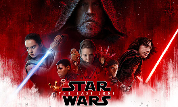 Superheroes, Movies & Superhero Movies – Episode 074 – Star Wars: Episode VIII – The Last Jedi [2017]