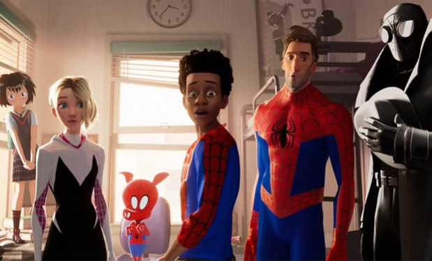 Superheroes, Movies & Superhero Movies – Episode 077 – Spider-Man: Into the Spider-Verse [2018]
