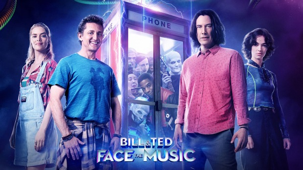 Superheroes, Movies & Superhero Movies – Episode 072 – Bill & Ted Face the Music [2020]