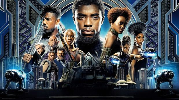 Superheroes, Movies & Superhero Movies – Episode 073 – Black Panther [2018]