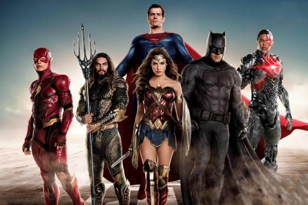 Superheroes, Movies & Superhero Movies – Episode 075 – Justice League [2017]