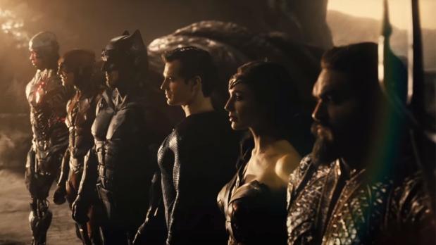 Superheroes, Movies & Superhero Movies – Episode 087 – Zack Snyder's Justice League[2021]