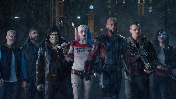 Superheroes, Movies & Superhero Movies – Episode 90 – Suicide Squad[2016]