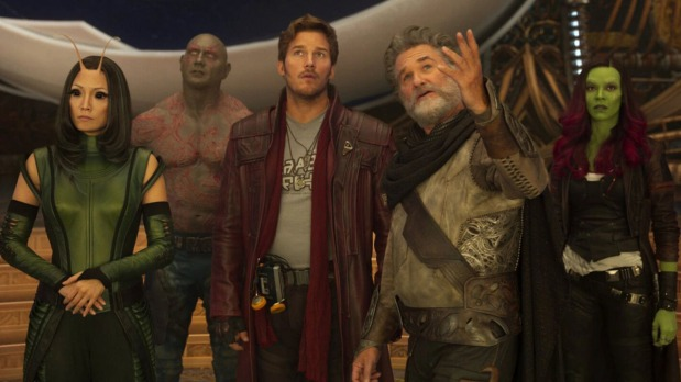 Superheroes, Movies & Superhero Movies – Episode 094 – Guardians of the Galaxy Vol. 2[2017]