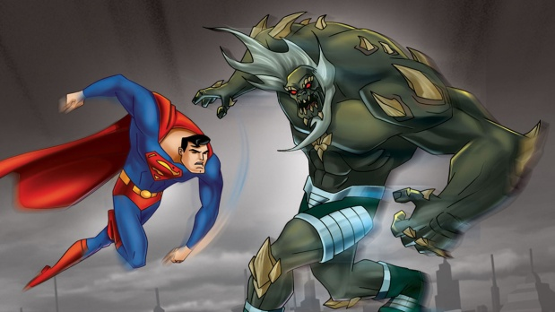 Superheroes, Movies & Superhero Movies – Episode 103 – Superman: Doomsday[2007]