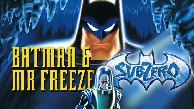 Superheroes, Movies & Superhero Movies – Episode 104 – Batman & Mr. Freeze: Subzero[1998]